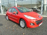 Photo 2012 Peugeot 207 ACCESS 1.4 HDI 70 4DR