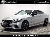 Photo 200d amg + night pack coupe automatic - video -...