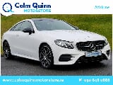 Photo E series d coupe amg sport 2dr