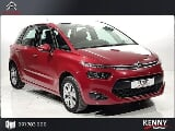 Photo 2016 citroen c4 picasso 1.6 bluehdi 100 s& vtr