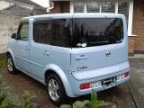 Photo 2007 Nissan Cube 1.4 Petrol